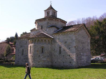 San Giovanni Battista in Montorfano