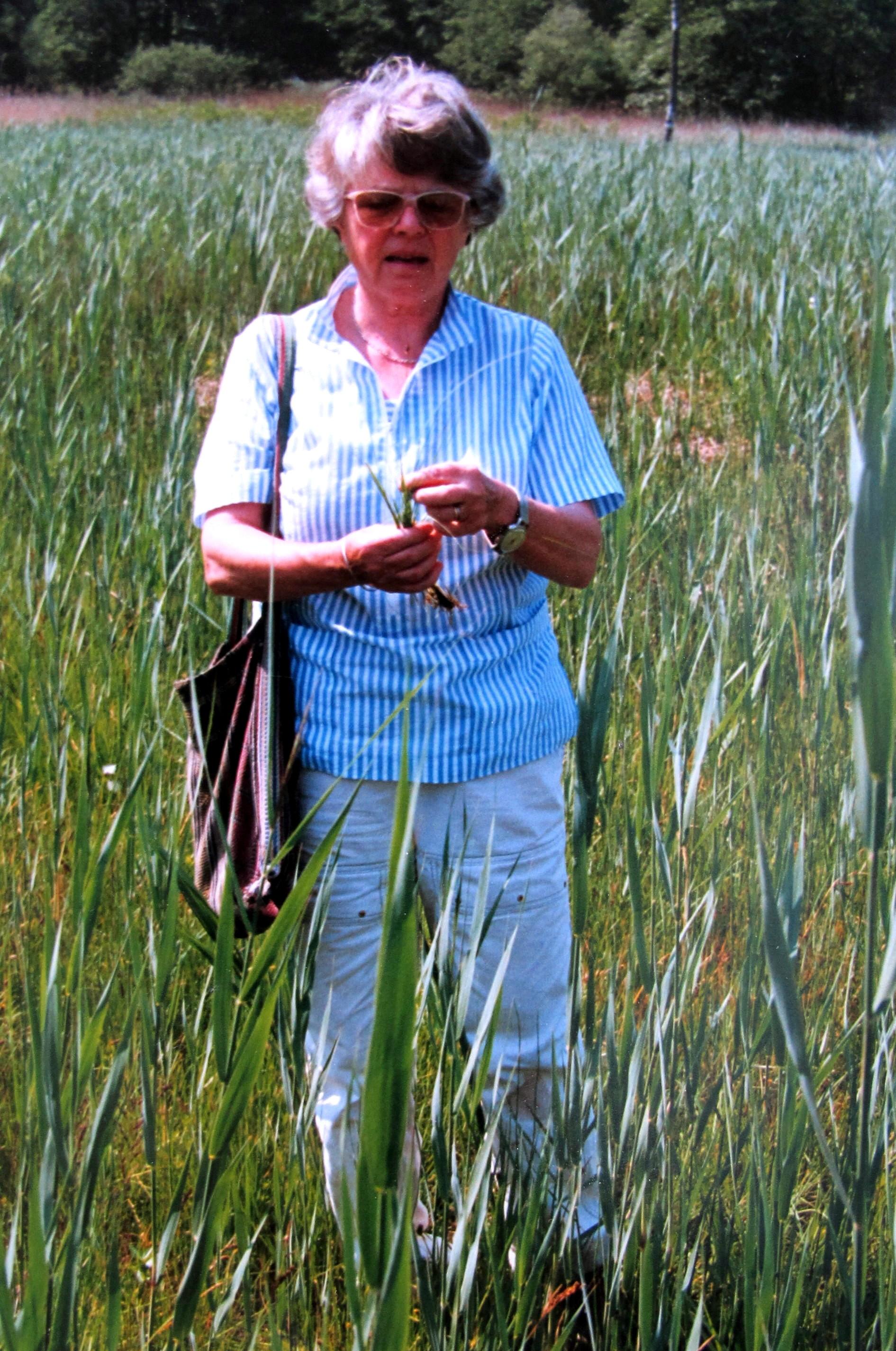 Edith Waldburger-Gantenbein (1929–2011)