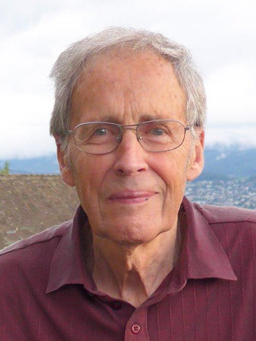 Bernhard Nievergelt (1935-2021)