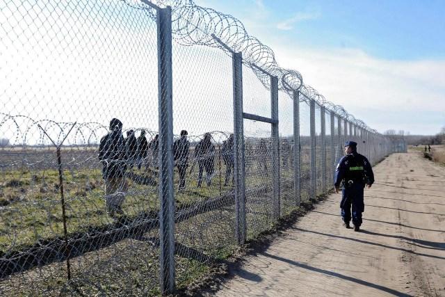 Mauern werden Menschen nicht aufhalten