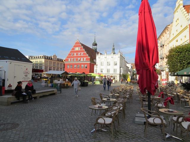 Greifswald- ein Zentrum der internationalen Naturschutzarbeit