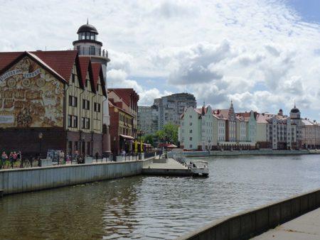 Kaliningrad (Königsberg) – so fern und so nah