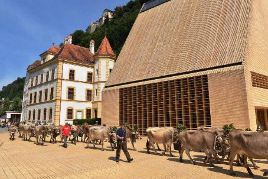 Zwei Einzigartigkeiten aus Liechtenstein
