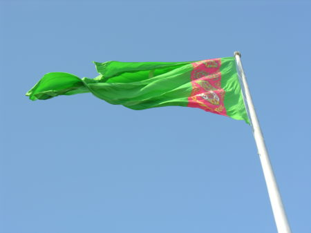 Turkmenistan (6.-14.Oktober 2008)