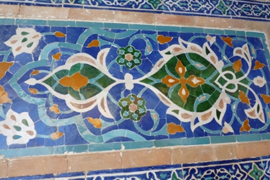 Usbekistan 2013 – prächtige Moscheen und Mausoleen an der alten Seidenstrasse