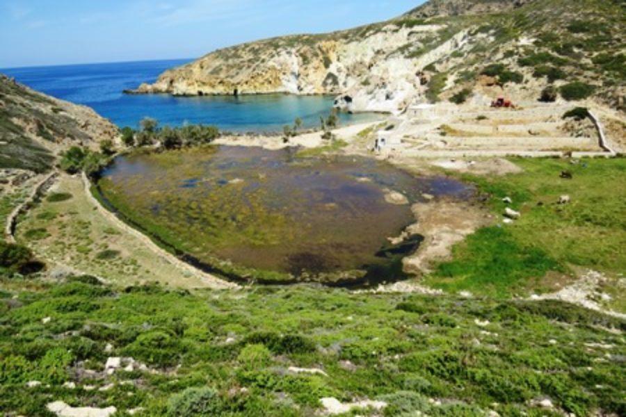 Bedrohte biologische Vielfalt auf griechischen Inseln