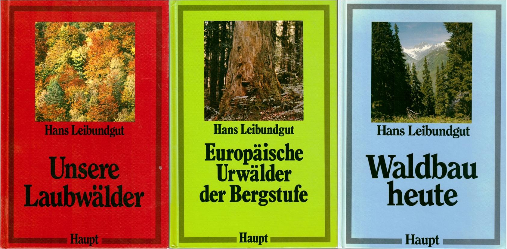 Mein etwas ambivalentes Verhältnis zum berühmten Waldbauprofessor Hans Leibundgut der ETH Zürich