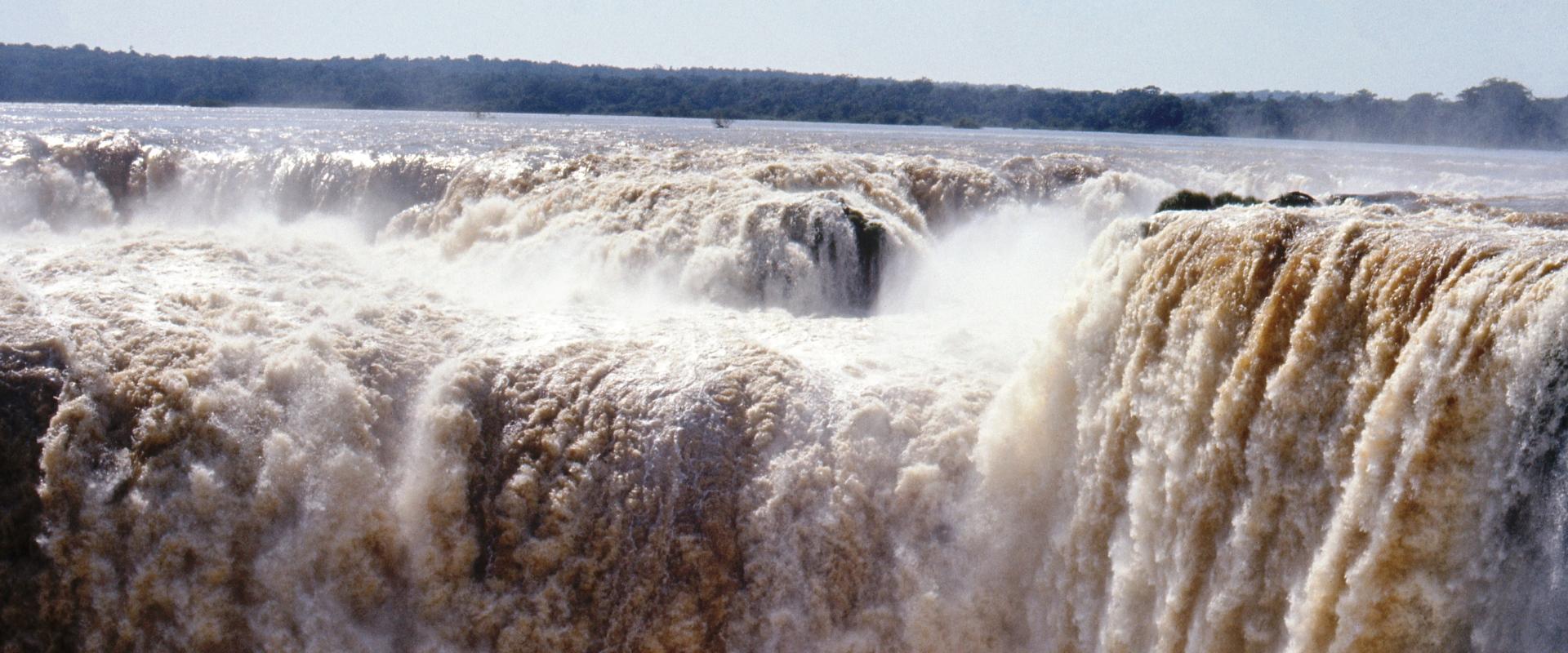 Der Wasserfall – ein landschaftliches Faszinosum
