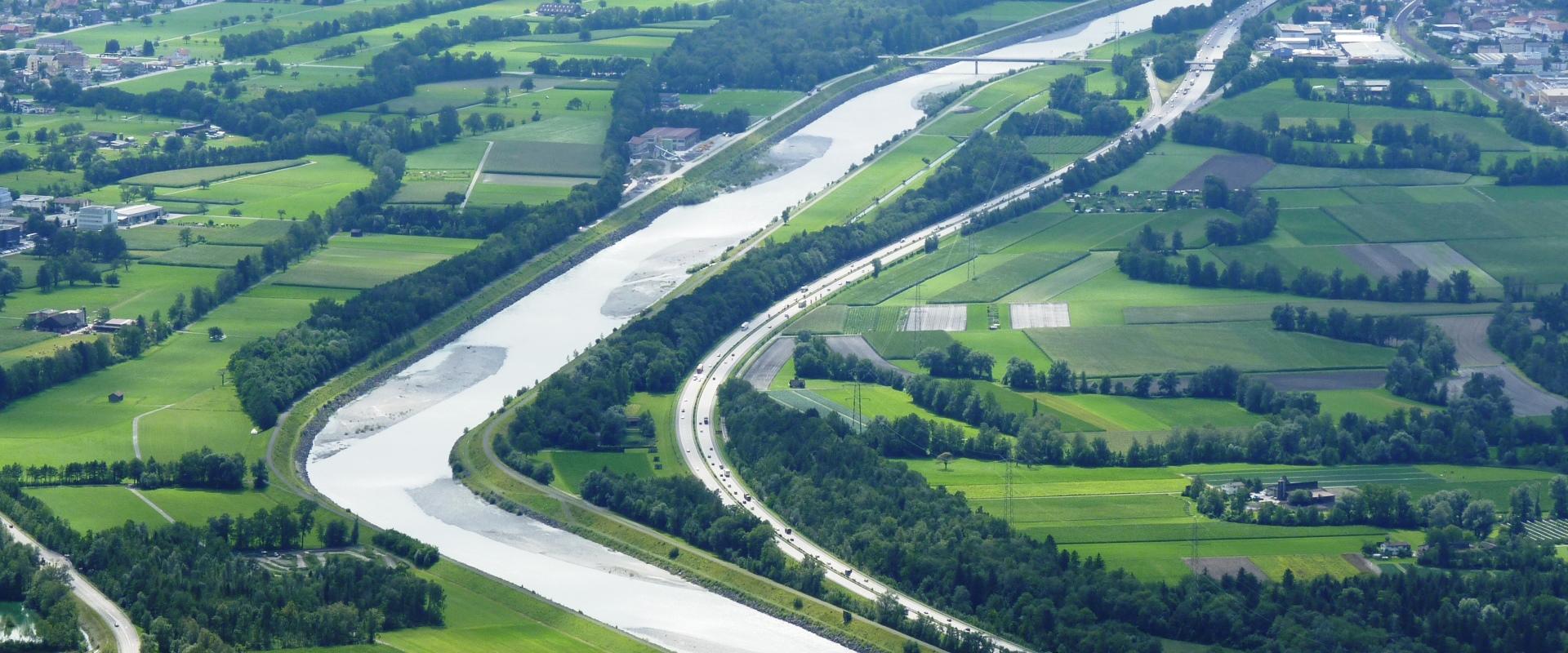 «Sicherheit» zu Lasten der Natur – auch am Alpenrhein