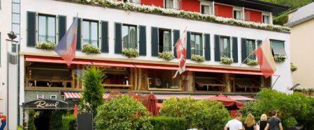 Der Rote Real-Stamm in Vaduz