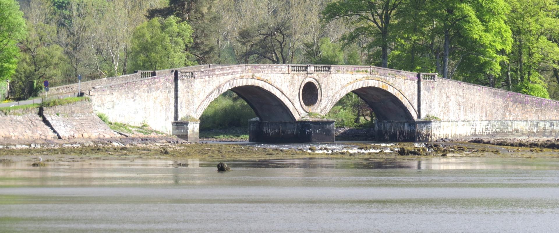 Schottland-Rundfahrt aus Anlass meines 70. Geburtstags