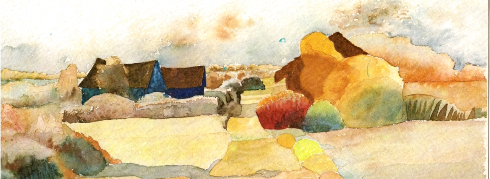 Die Landschaft als Inspirationswert